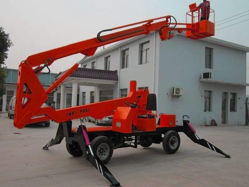 ...造成功可代替高空作业车 龙豪液压机械 济南龙豪机械设备厂